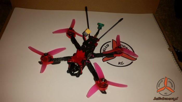Dron GEPRC MARK 2 230mm BNF - recenzja