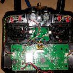 Wymiana anteny 2.4GHz w FLYSKY FS-I6