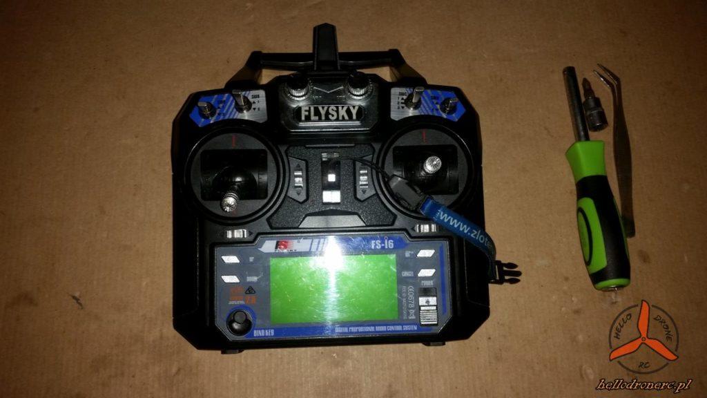 aparatura dron FLYSKY FS-I6