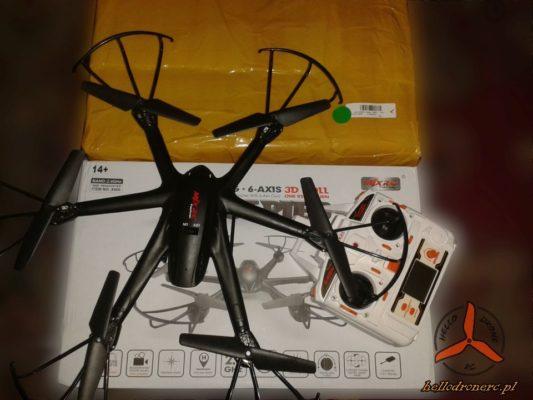 MJX X600 dron