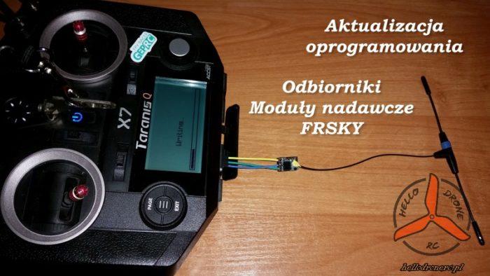 Firmware FRSKY SMARTPORT QX7 X9D
