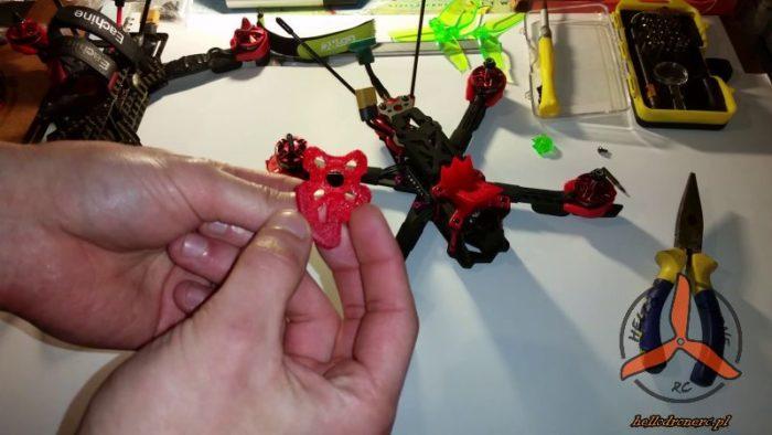 Oslony ramion druk 3D