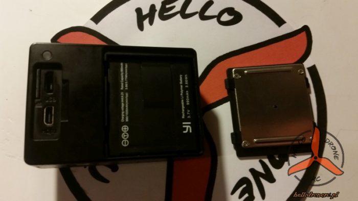 Xiaomi Yi bateria