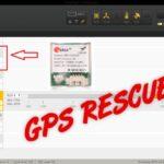 Betaflight GPS Rescue Mode - RTH - awaryjny powrót drona