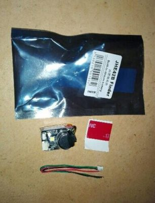 JHE42B Finder Buzzer zgubiony dron FPV