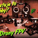 Ile kosztuje dron - całkowita cena drona FPV