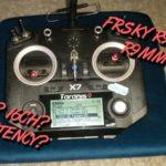 FRSKY R9M + R9MM - opóźnienia w sterowaniu RC