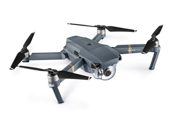 nauka latania dronem - DJI Mavic Pro