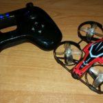 EACHINE E013 PLUS - recenzja mini drona z kamerą FPV