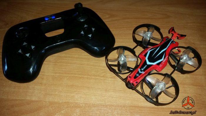 Recenzja dron eachine e013 plus mini dron dla początkujących