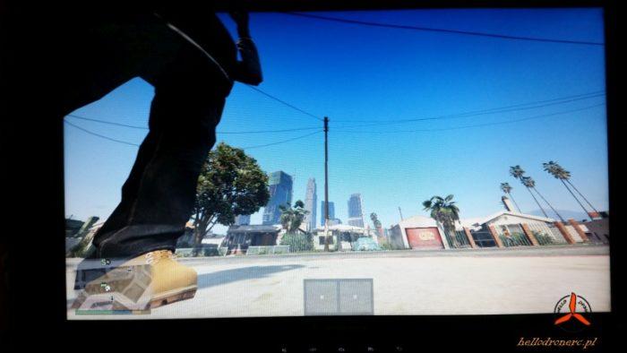 GTA V sim mode FPV 2