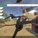 Symulator lotu dronem FPV Freerider, LiftOFF, GTA V