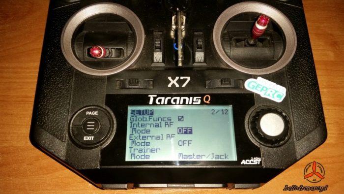 TRANIS QX7 symulator lotu drone simulator 03