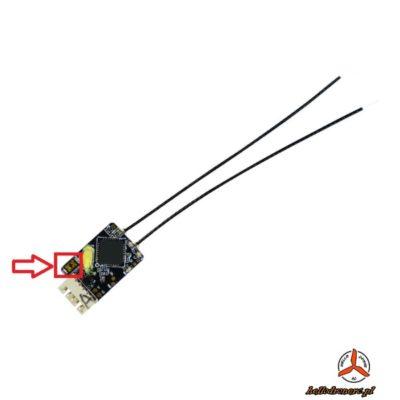 r-xsr bindowanie odbiornika frsky bind receiver RC xm xm+