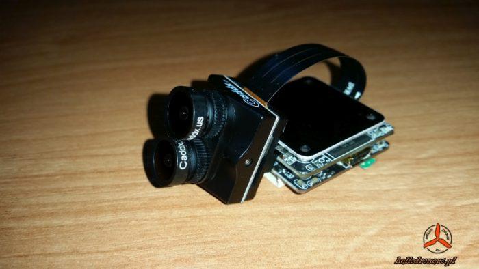 Kamera Caddx Tarsier HD FPV 4k do drona