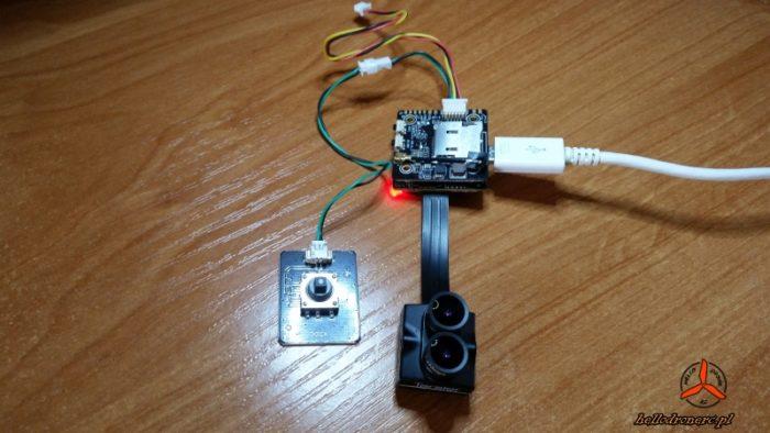 FPV caddx tarsier ustawienia kamery - camera settings