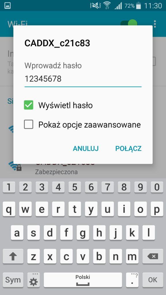 CaddxFPV Caddx Tarsier WiFi APP