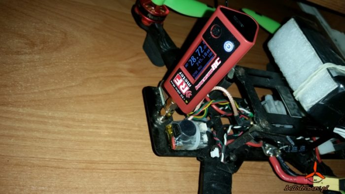 Eachine TS5828 E1 RF Power Meter FPV