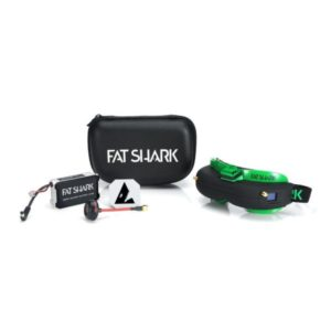 Fatshark Attitude V5 OLED Goggle fpv 5.8Ghz True Diversity dron wyścigowy