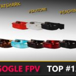 Gogle FPV do drona - TOP 12 Goggles FPV