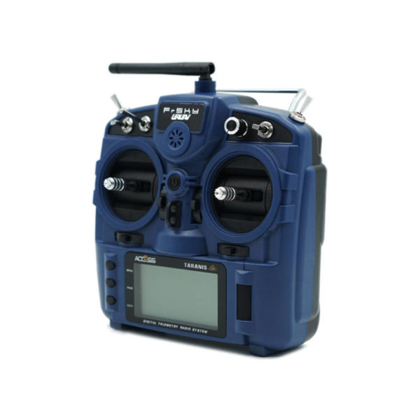 aparatura access FrSky Taranis X9 Lite Pro URUAV Edition 2.4GHz 24CH dron wyścigowy recenzja frsky