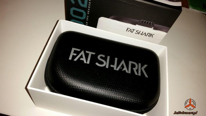 Fatshark hdo2 gogle fpv OLED