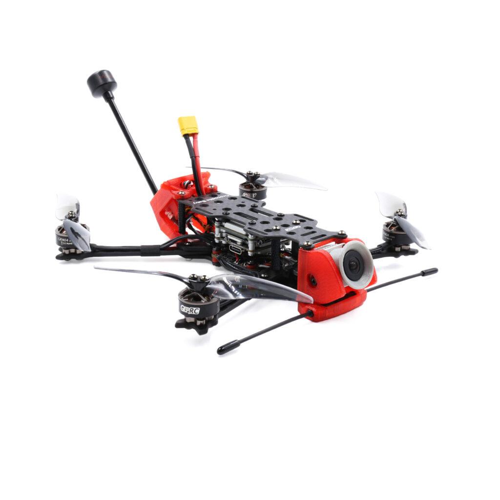 GEPRC Crocodile Baby 4 Inch HD 4S LR Micro Long Range Freestyle FPV drone digital fpv system